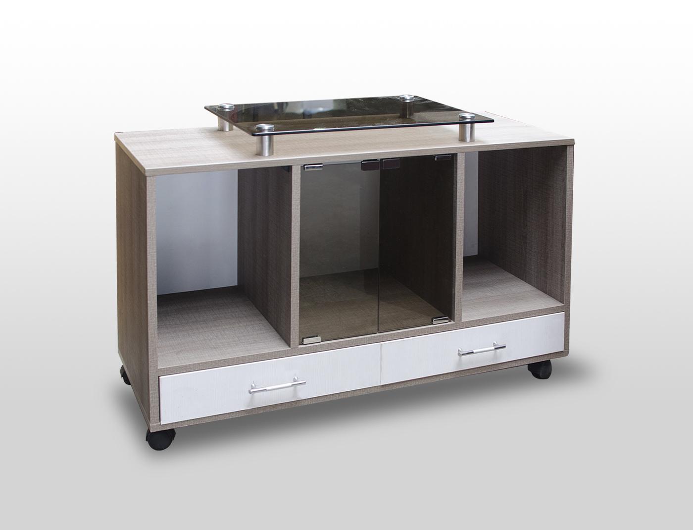 mesa para tv con ruedas